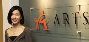 Mari Horita, President and CEO of Artsfund.