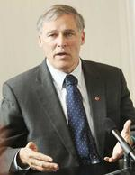 Questions for Jay Inslee, Democrat