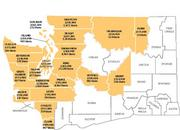 Washington's many home markets: New figures released by the Northwest Multiple Listing Service reveal the diversity of housing markets across the state. The service released the 2012 median prices and units sold for closed sales of single-family homes for the 21 counties it covers. Median prices ranged from $105,000 in Pacific County to $365,000 in King County.