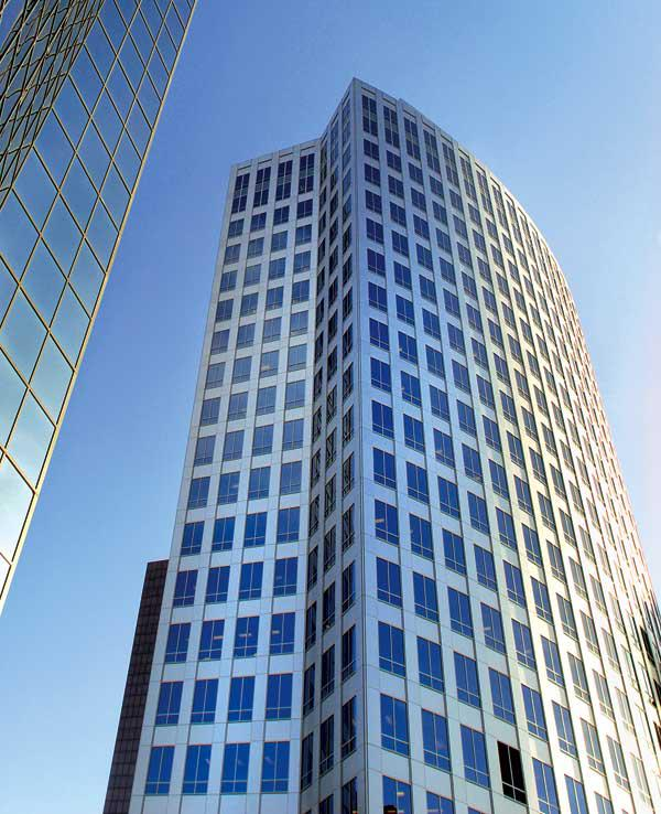 Concur Technologies has signed a lease for 123,000 square feet of office space in the Key Center in downtown Bellevue.