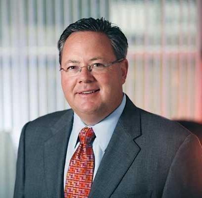 John Johnson, Dendreon CEO