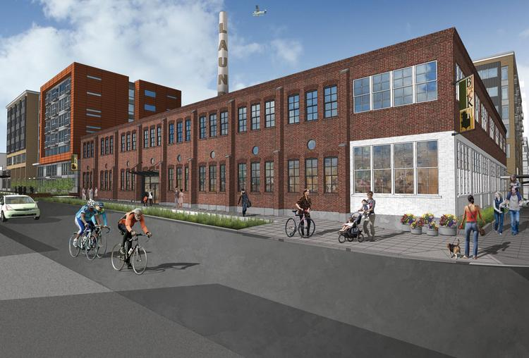 Vulcan Real Estate is renovating the Supply Laundry building in Seattle's South Lake Union neighborhood under a pilot project involving the city's energy code.