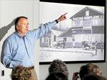 Questions for: Bob Giles, managing partner, Perkins Coie