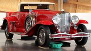 A 1930 Duesenberg Model J convertible worth $1.3 million to $1.5 million awaits the June 2 opening of LeMay-America's Car Museum in Tacoma. For more sneak-peek photos go to pugetsoundbusinessjournal.com.