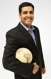 "Kush Parikh, Senior Vice President of Business Development, Inrix: ""I love the thrill of competition."""