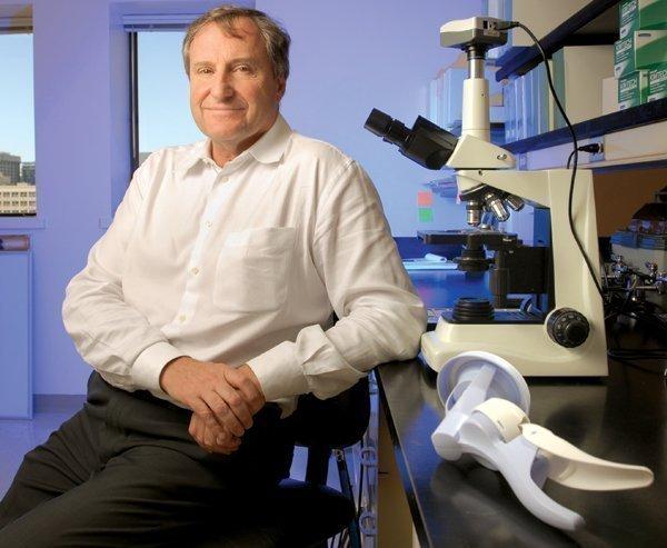 Dr. Steven Quay, Atossa Genetics CEO