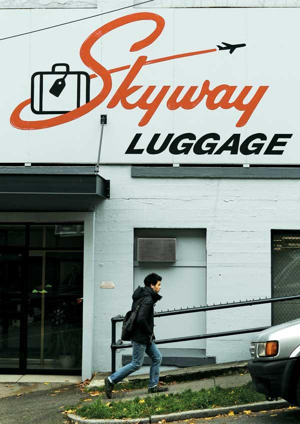 """The receiver and Skyway Luggage owner Henry """"Skip"""" Kotkins Jr. agree that the company should be sold."""