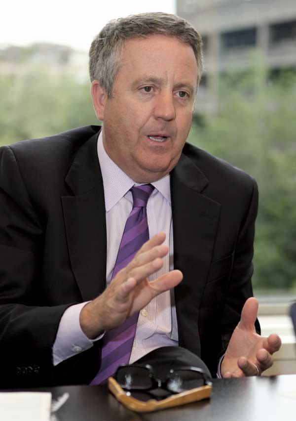 Matthew Rose will become executive chairman of BNSF Railway.