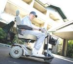 Scooters bring mobility to seniors, challenges for housing providers