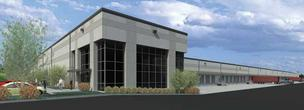 The Benaroya Business Park in Sumner is one of three speculative industrial projects under construction or close to breaking ground in the South Puget Sound area. Falling vacancy rates have created demand for new, Class A distribution space, developers sa