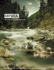 """SayWA"" debuts as Washington state tourism slogan. The much-maligned slogan is scrubbed several months later."