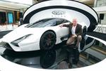 The <strong>Shelby</strong> SuperCar costs $1.3M and goes 275 mph