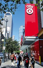 CityTarget in Seattle is a finalist in the retail  category of the Night of the Stars awards for commercial real estate  projects.