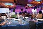 The Juvenile Diabetes Research Foundation in March showcased wine for its annual gala. Table centerpieces featured wine and bottle art by Sparkman Cellars and Dale Chihuly.