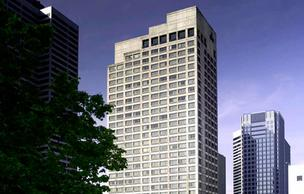 The Renaissance Seattle Hotel has 553 guest rooms and 26,781 square feet of indoor meeting space.