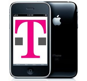T-Mobile USA, iPhone 3G