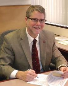 photo of Christopher F. Jones, CPCU