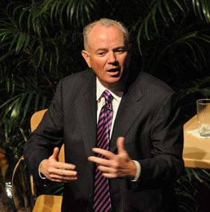 AutoNation Chairman and CEO Mike Jackson reported strong August sales increases.