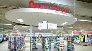 Burlington Coat Factory is said to anchor the project near Interstate 70 and U.S. Highway 40.