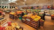 The produce area of a Fresh Market store