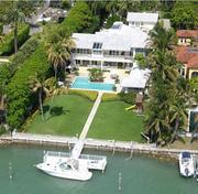 Claudio Osorio's former Star Island home sold for $12.7 million in a bankruptcy auction.