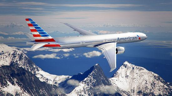 American Airlines debuted new aircraft livery.