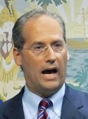 South Florida No Casinos Chairman Dan Gelber accepted at least $8,500 in campaign contributions from gambling interests in his 2008 race for the Florida Senate, according to FollowtheMoney.org. He lost the 2010 election for attorney general to Pam Bondi.