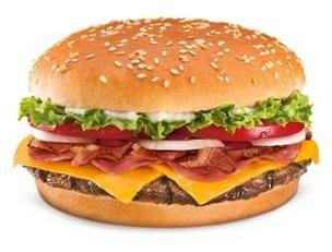 The Meat Beast Whopper.