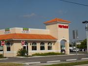 Pollo Tropical contributes to an 85 percent occupancy rate.