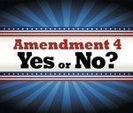 Pro-Amendment 4 camp gets cash injection