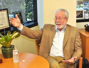 Barney Bishop III visited the South Florida Business Journal to talk about his association's priorities before the legislative session.