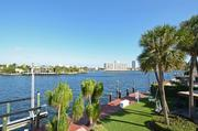 View from 2435 Aqua Vista Blvd. in Fort Lauderdale