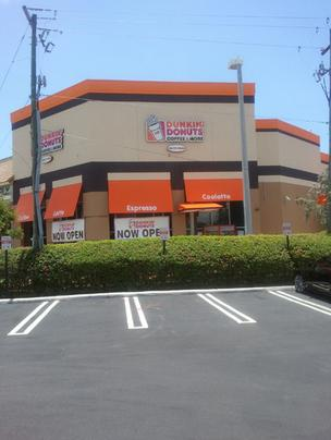 Dunkin' Donuts, 8099 S. Dixie Highway, Miami