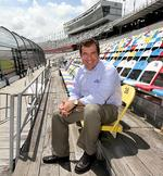 Daytona International's <strong>Chitwood</strong> tells how he revs up growth – slideshow