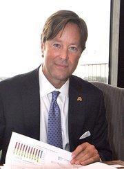 Frank Newman, Regional President, South Florida, Wells Fargo