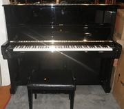 A Steinway piano.