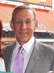 Stephen M. Ross, Chairman/Managing General Partner, Miami Dolphins Ltd.