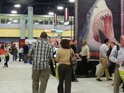 Hundreds of people came out Friday afternoon for the first day of the Franchise Expo South at the Miami Beach Convention Center.