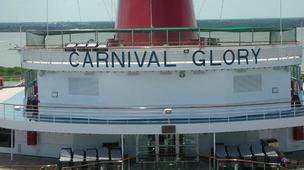 The Carnival Glory and Carnival Legend will switch their port calls from Belize City to Costa Maya this year due to port congestion.