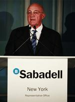 Banco de Sabadell chair discusses Miami growth, Spanish banking crisis