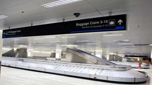 The new $220 million baggage system in Miami International Airport's North Terminal has passed a 105-day trial period.