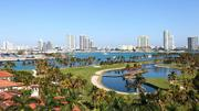 Another view of Fisher Island.