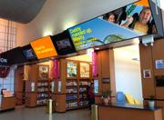 The campaign envisions pop-up stores to promote Florida tourism.