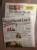 South Florida dailies' circulation slump continues