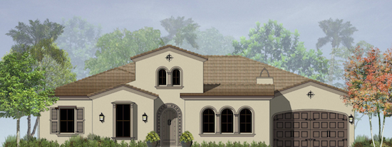 Standard Pacific Homes, which has built several communities in South Florida, is planning a new home community on the St. Lucie River.