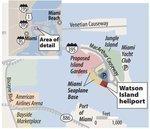 Flagstone project on Watson Island moving ahead, city says