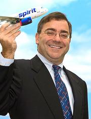 Ben Baldanza, president and CEO of Spirit Airlines.