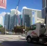For some time, work crews have been prepping the 9-acre Miami site for the Brickell CitiCentre project.