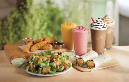 Burger King is unveiling new menu items today.
