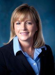 Lori Chevy, Broward County market president for Bank of America.